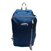 Ridge 53 Dawson Backpack - Navy/Grey