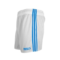 Four Masters GAA Shorts - White/Royal