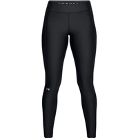 Under Armour Womens Compression Leggings - Black