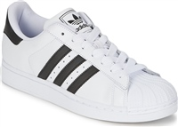 Adidas Mens Superstar II Trainers - White/Black