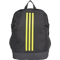 Adidas Power IV Backpack - Grey/Yellow