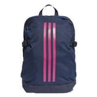 Adidas Power IV Backpack - Navy/Pink