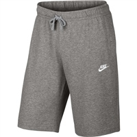 Nike Mens Sportswear Jsy Club Shorts - Grey