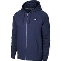 Nike Mens Optic FZ Hoodie - Navy