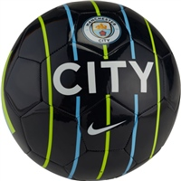 Nike Manchester City Supporters Ball 18/19 - Navy