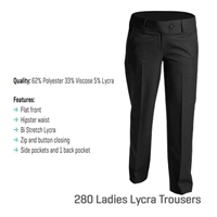 Hunter Trouser - Black
