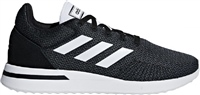 Adidas Mens Run70S Trainers - Black/White