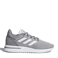 Adidas Mens Run70S Trainers - Grey/White
