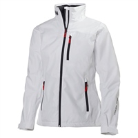 Helly Hansen Womens Crew Midlayer Jacket - White