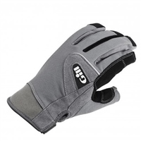 Gill Deckhand Gloves S/F - Grey/Black