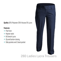 Hunter Trouser - Navy