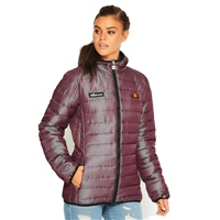 Ellesse Womens Lexus Wadded Jacket - Purple