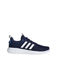 Adidas Mens Cloudfoam Lite Racer - Navy/White/Navy