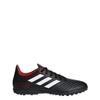 Adidas Predator Tango 18.4 TF Adults - Black/White/Red