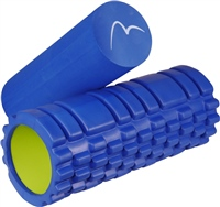 More Mile Foam Roller Set - Royal