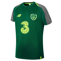 New Balance Ireland FAI Elite Training Jersey - Green