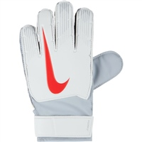 Nike Junior Match Goalkeeper Gloves - Grey/Red