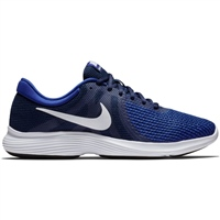 Nike Mens Revolution 4 - Royal/Navy/White