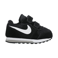 Nike Boys MD Runner (TDV) - Black/White