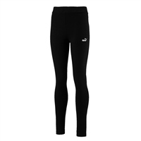 Puma Girls Essential Leggings - Black