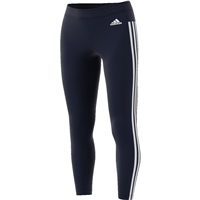Adidas Womens Essentials 3S Tight - Navy/White
