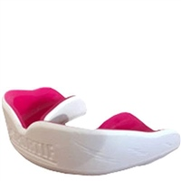 Lee Sports Gel Mouthguard - White/Pink