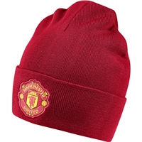 Adidas Manchester United 3S Wollie Hat - Red