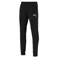 Puma Mens Ess+ Slim Pants FL - Navy
