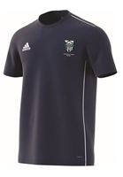 Raphoe Badminton Club Core18 Jersey - Youth - Dark Blue/White