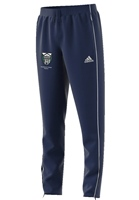 Raphoe Badminton Club Core18 Training Pant - Youth - Dark Blue/White