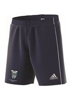 Raphoe Badminton Club Core18 Training Short - Youth - Dark Blue/White