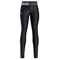 Under Armour Girls Armour HG Leggings - Black