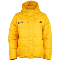 Ellesse Womens Pejo Jacket - Yellow