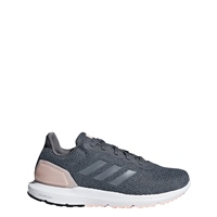 Adidas Womens Cosmic 2 Running Shoe - Grey/Peach