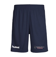 Soccer Skills Academy  Core Poly Shorts - Adults - Navy