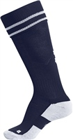 Soccer Skills Academy  Fundamental Football Sock - Navy