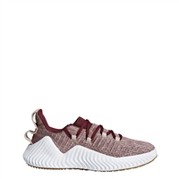 Adidas Womens AlphaBOUNCE Trainer - AshPearl/Maroon/White
