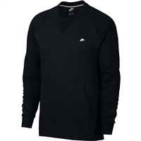 Nike Mens NSW Optic Crew Top - Black