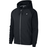 Nike Mens Optic FZ Hoodie - Black