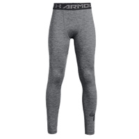 Under Armour Boys ColdGear Armour Leggings - Grey