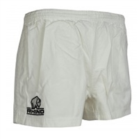 Rhino Auckland Rugby Shorts - White