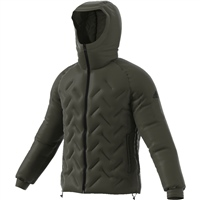 Adidas Mens BTS Jacket - Cargo Green