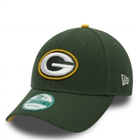 New Era 9FORTY Greenbay Packers Cap - Green