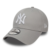 New Era 9FORTY NY Yankees Cap - Grey