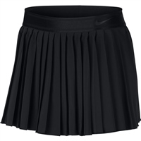 Nike Womens Victory Tennis Skirt - Black