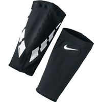 Nike Guard Lock Elite Football Sleeve - Black/White