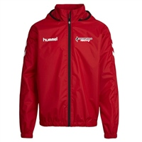 Soccer Skills Academy  Core Spray Jacket - Red