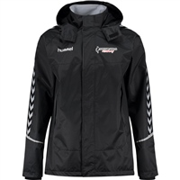 Soccer Skills Academy  Authentic Charge All Weather Jacket - Black