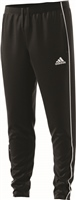 Ballisodare United F.C Core18 Skinny Training Pant - Black/White