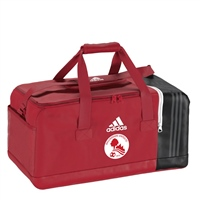 Ballisodare United F.C Tiro Teambag (Medium) - Scarlet/Black/White